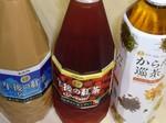 6.27�@お茶と紅茶とマンゴーと.JPG